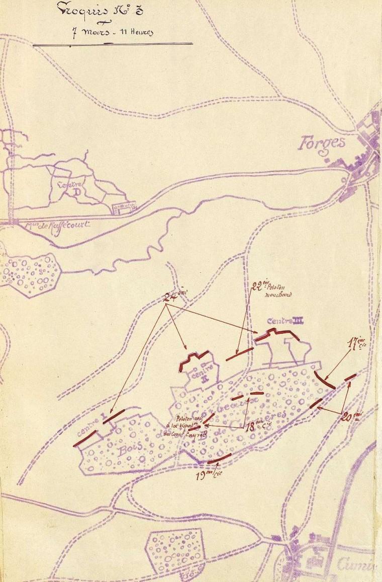 plan bois des Corbeaux