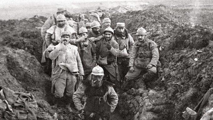 groupe de combat français